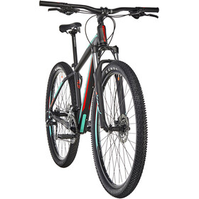 ORBEA MX 60 29 inches, black/turqoise/red